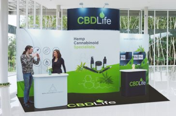 Hemp Exhibition Stand